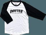 【Drifter スケートロゴ】ラグラン
